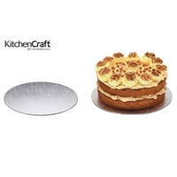 250mm Round Cake Board, Kitchen Craft