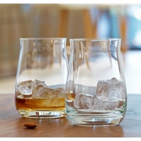 340ml Four Pack of Single Barrel Bourbon Whisky Glass, Spiegelau