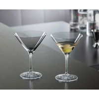 195ml Perfect Serve Martini Cocktail Glass, Spiegelau