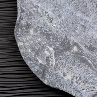 230 x 140mm Endure Oval Platter Weathered Pewter, Cheforward