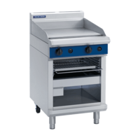 Blue Seal G55T Gas Griddle Toaster - 600mm Wide