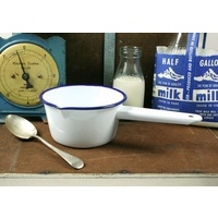 140mm Enamel Milk Pan