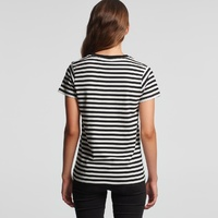 Maple Stripe Tee Women's (size/Colour)