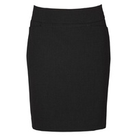 Ladies Classic Knee Length Skirt FashionBiz