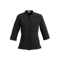 Ladies Quay 3/4 Sleeve Shirt FashionBiz
