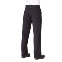 Black Men's Essential Pro Pants, (Size) Chef Works