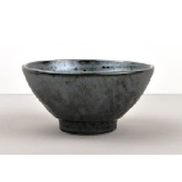 160mm Deep Bowl Black Pearl