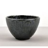 130mm Deep Small Bowl Black Pearl