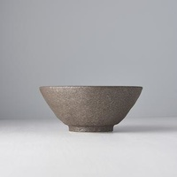 200mm Bowl Nin-Rin Earth