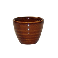 59mm Ripple Sauce Pot - Cinnamon - 57ml
