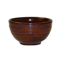 130mm Ripple Bowl - Cinnamon - 560ml