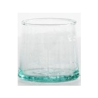 200ml Beldi Short Hand Blown Glass