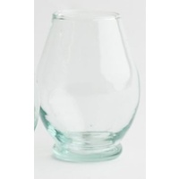 300ml Beldi Bulb Hand Blown Glass