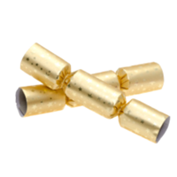 Christmas Crackers Box of 50 (half silver/half gold)