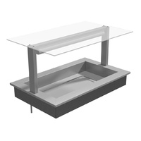 Festive Somerset Bain Marie 1480mm (4 Pan)