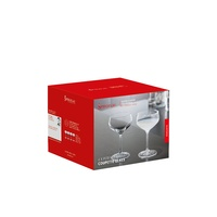 235ml Four Pack of Perfect Serve Coupette Glass, Spiegelau