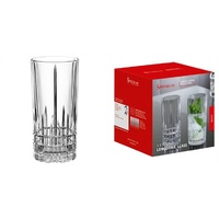 350ml Four Pack of Perfect Serve Hiball Glass, Spiegelau