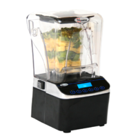 1.4ltr Blender with sound proof cover, Can be either in or on counter, Santos