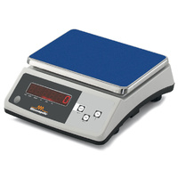 30kg x 1 gram Electronic Scales with rechargeable battery - Sirman