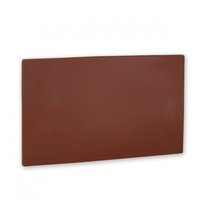 530x325x20mm Chopping Board Brown