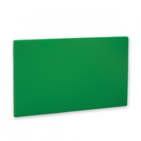 530x32x20mm Chopping Board Green