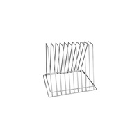 10 Slot Chopping Board Rack (T04395)