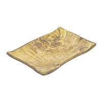 400x280mm Rectangular Tray Transform, Wood Grain Chef Forward