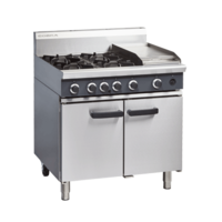 Cobra 4 Hob Grill And Oven