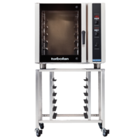 Moffat E35D6-30 Manual Electric Convection Oven , 6 tray, 2 speed, 3 phase power, W: 880mm D: 980mm