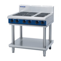 Blue Seal E516-LS Electric Cooktop On Leg Stand - 900mm (6 element or grill plate options available)