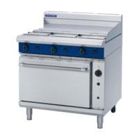 Blue Seal G56A Gas Convection Oven With Grill Plate - 900mm Wide