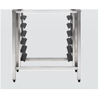 Stand S/S For Combi EC40 10 tray Oven, on adjustable feet