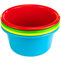 1.6 Ltr Plastic  Bowl 200mm