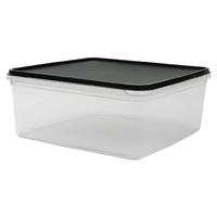 16 Ltr Square Food Container   374 x 374 x 148mm