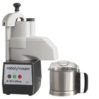 Robot Coupe R301 Ultra Food Processor (includes 4 discs)