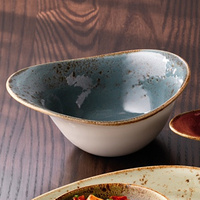 180mm Craft Scoop Bowl - Colour
