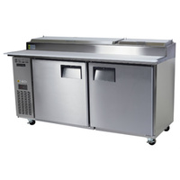 Pizza Counter 2 Door 1800mm