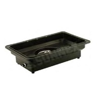 Sunnex Electric Oblong Water Pan Only - Holds 1/1 Pan 100mm Deep