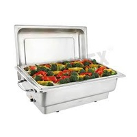 100mm Electric Stainless Steel Oblong Chafer