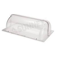 1/1 Roll Top Full Size Polycarbonate Cover