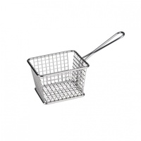 118x98mm Rectangular Service Basket
