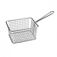 142mm X 114mm Rectangular Service Basket
