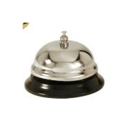 Chrome Call Bell (T08380)