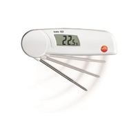 Thermometer Digital Folding Probe (-30C +220C)