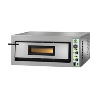 Fimar Electric Single Deck Pizza Oven - 6 Pizzas @ 350mm 1010 wide x 1210 Deep x 420mm high, 116kg
