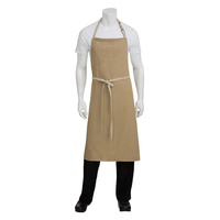 Austin Natural Denim chefs Bib Apron Chef Works