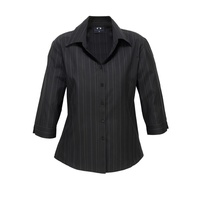 Ladies New Yorker 3/4 Sleeve Shirt FashionBiz