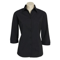 Ladies Manhattan  3/4 Sleeve Shirt FashionBiz