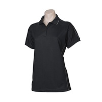 Ladies Resort Polo Shirt FashionBiz