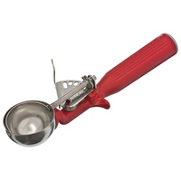 1 1/3 Oz Red Disher Vollrath